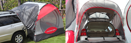 CampRight SUV Tent Alternate Views