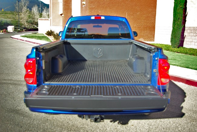 Dodge Dakota Pick Up Truck Bed