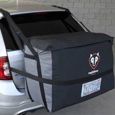 Cargo Saddlebag sq