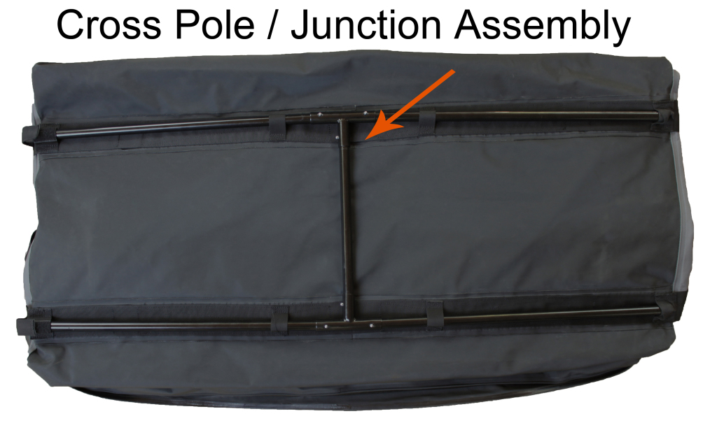 Cross Pole Junction Assembly