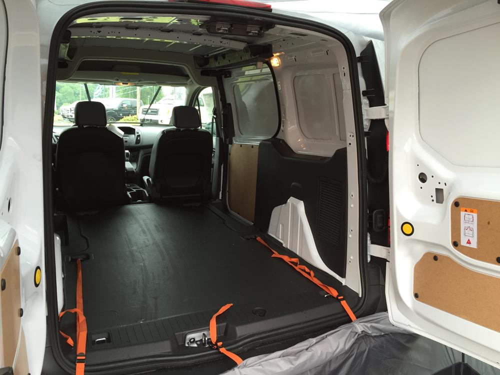 026 - Ford Transit Connect Interior Camper