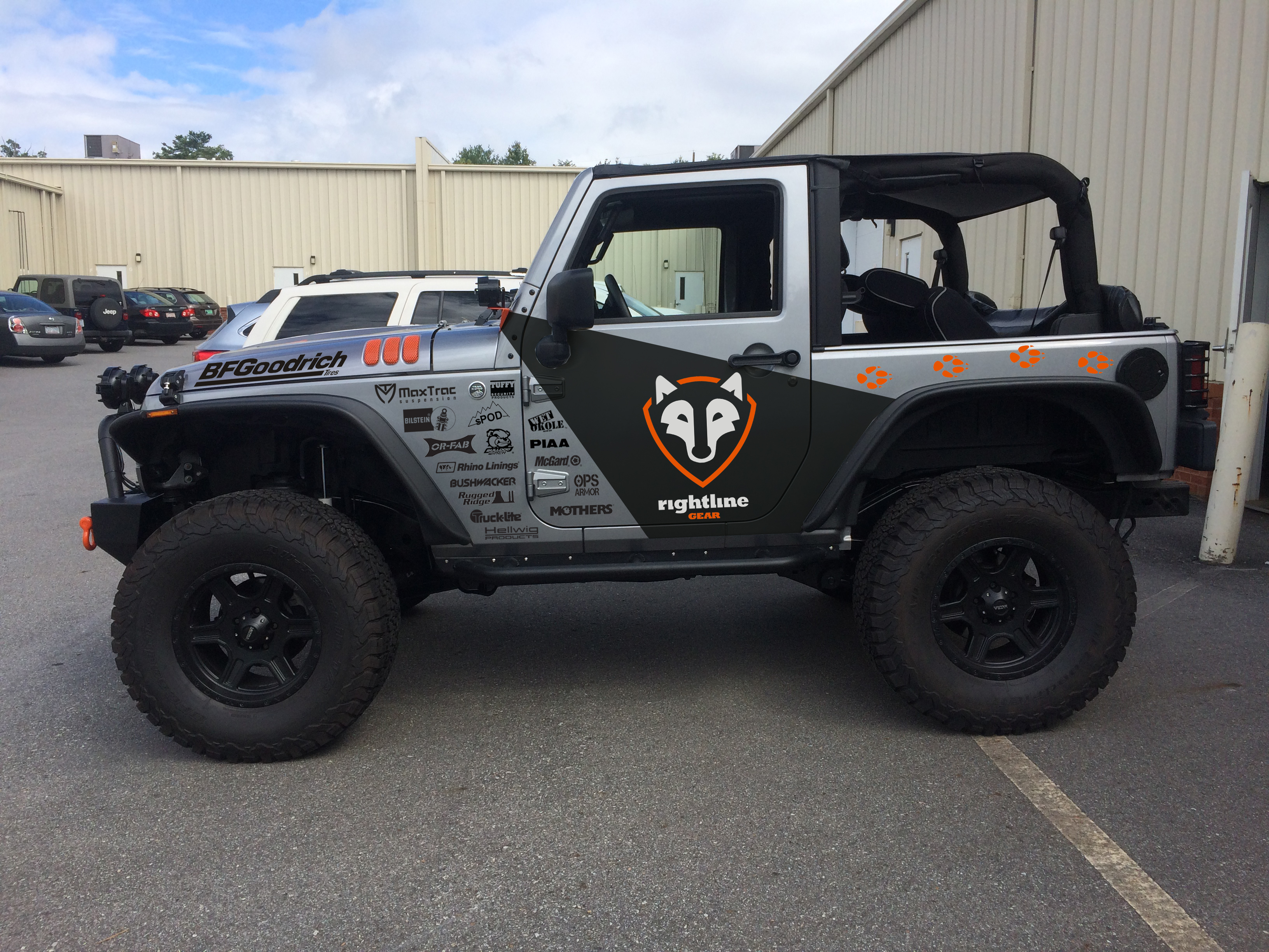 Lifted 4 Door Jeep Black Cool Custom Wrangler Additions With 2011 Grand Cherokee Leveling Kit Excellent Side