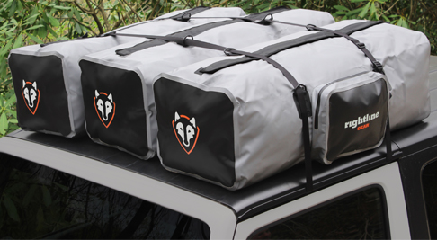 4x4 Duffle Bag Off Road Cargo Bag Jeep Luggage Carrier