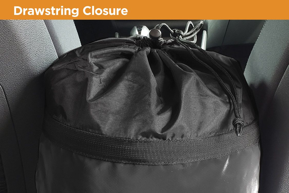 Rightline Gear 100N10 Center Console Trash Bag for vehicle center console